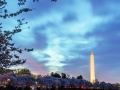 Washington Monument before Sunrise