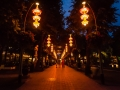 Tivoli Garden Entrance at Night