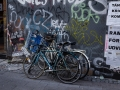 Bicycles and Graffiti