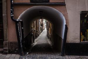 Gamla Stan Gate