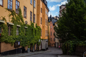 Gamla Stan Neighborhood