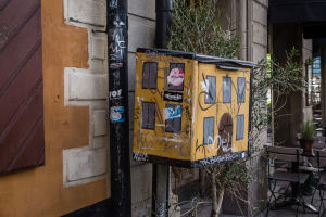 Gamla Stan Postbox