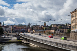 Highways and History in Stockholm