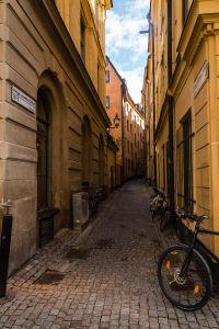 Medievial Stockholm