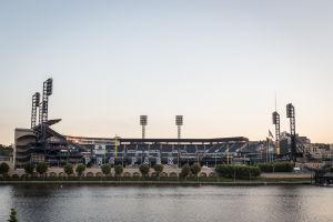 PNC Park Across the River