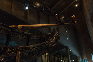 Prow of the Vasa Ship