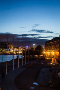 Stockholm Night Shot