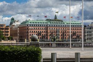 Stockholm Statue