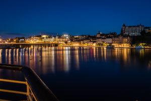 Stockholm from the Mälardrottningen