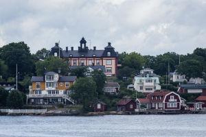 Vaxholm Island